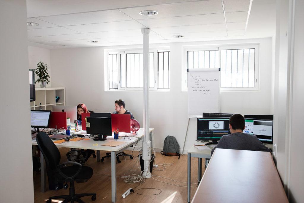 Intencity bureaux Clichy