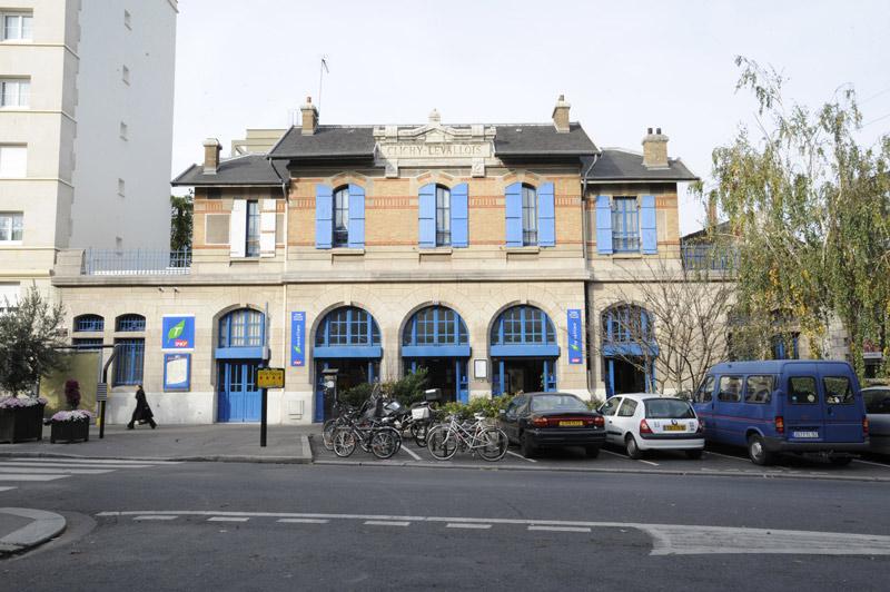 Intencity Gare de Levallois