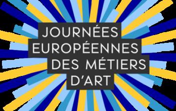 Emplacements Gratuits pour les Journées Européennes des Métiers d'Art  !