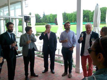 Grand Prix UNICLEN 2016 : Remise du 2ème chèque aux gagnants!