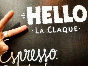 Nouveau chez Intencity : La Claque Café