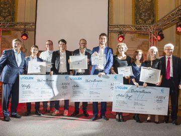 Remise des prix du Grandprix UNICLEN – édition 2017