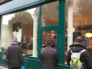 Premiere boutique pour Indira de Paris ! à Paris